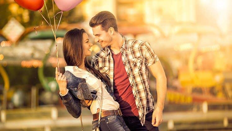 Uma história de amor pode ter desistência e recomeço para que tenha a garantia de um amor verdadeiro.