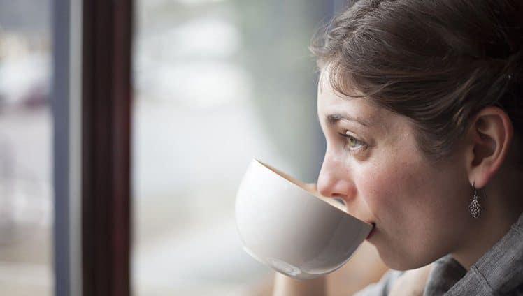 Apenas um café