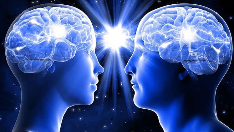 Atrações físicas são comuns conexões mentais são raras.