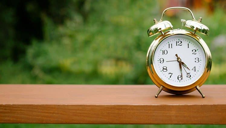 Breve análise sobre o tempo