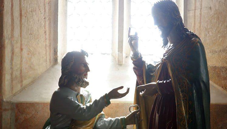 Jesus o grande terapeuta