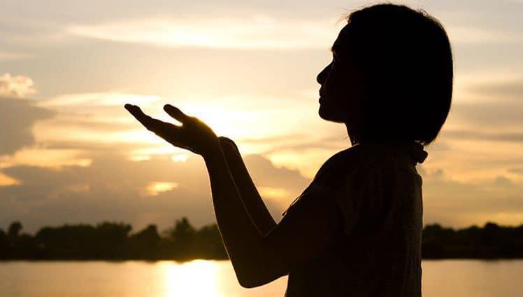 Querido Deus confio plenamente em Ti...