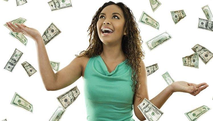 A lei da atração e o dinheiro