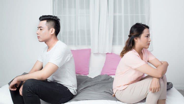 Relação abusiva não é amor