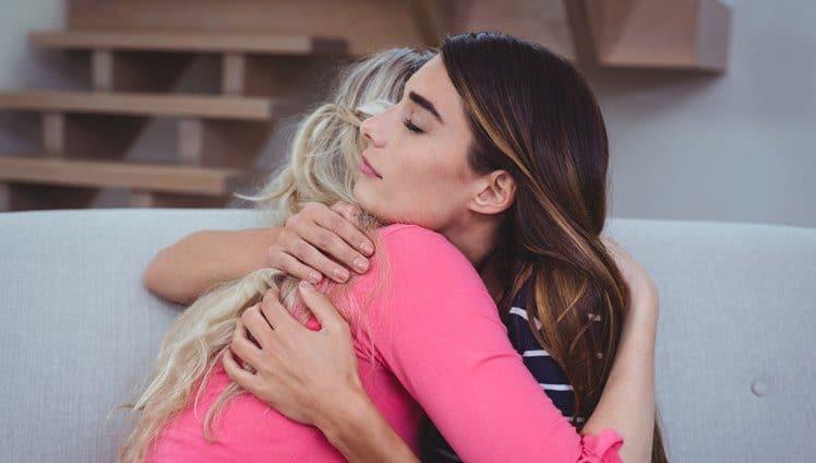 A importância da amizade quando se perde um amor