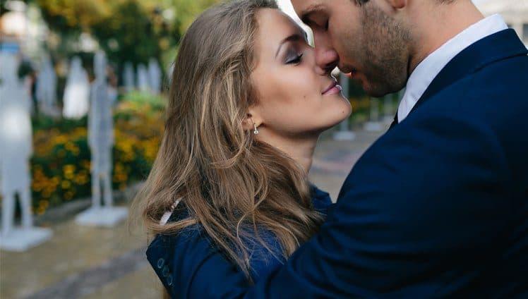 O tipo de amor que eu quero