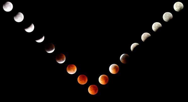 eclipse lunar em