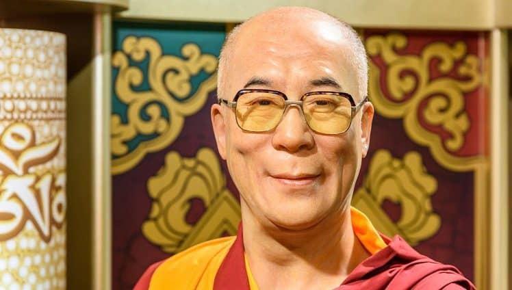 mensagem de dalai