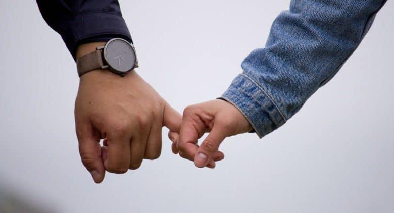 o amor não é sobre buscar a