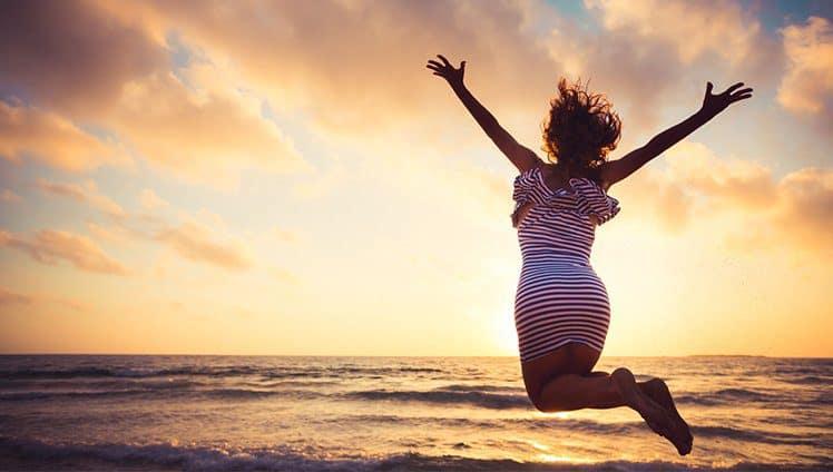 Porque a felicidade não está no que você recebe mas na forma que a percebe. site 1