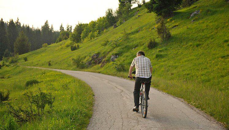 eu o homem e a bicicleta site