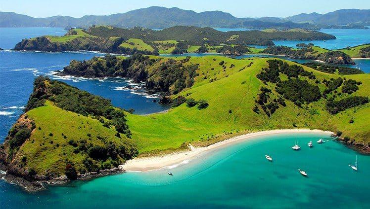 A viagem dos sonhos nova zelandia site