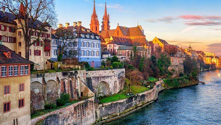 A viagem dos sonhos suiça site