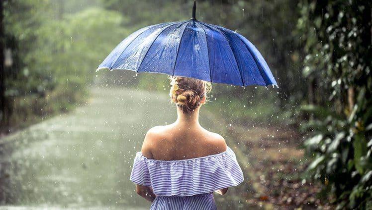 Sobre a chuva e as lembranças site