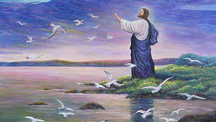 significado de sonhar com Jesus site
