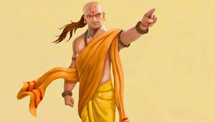 14 citações de Chanakya