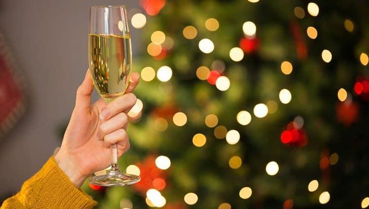 Feliz ano novo site