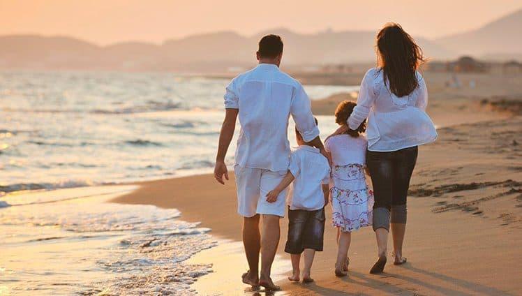 O papel da família em sua vida site