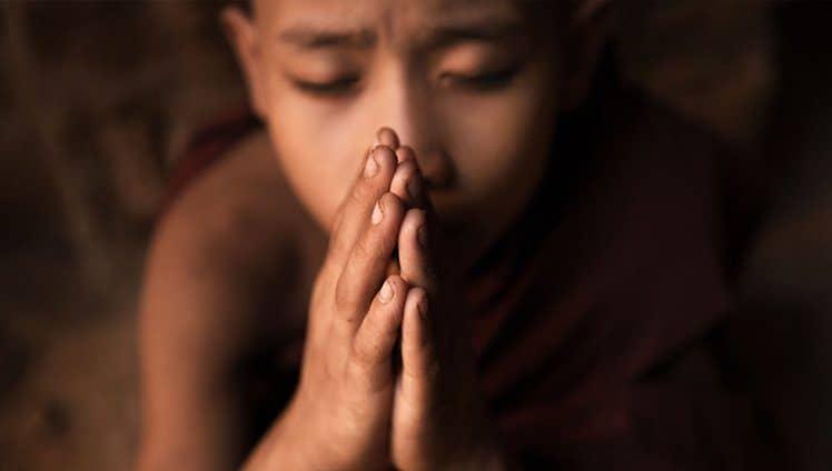 Por que orar se o Universo site