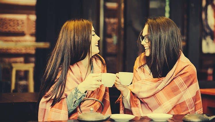 Tomar café com um amigo site