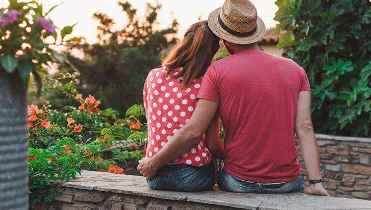 Deixe o amor florescer