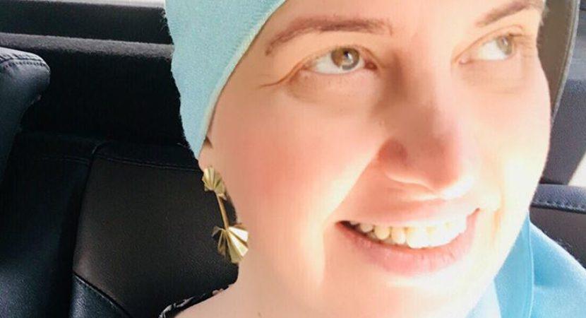 O câncer me curou