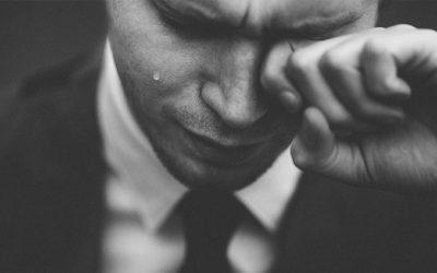 homens devem chorar sim