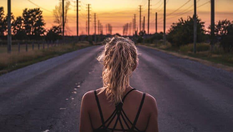 A mulher é um efeito deslumbrante da natureza