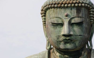 a inspiradora conversa de Buda
