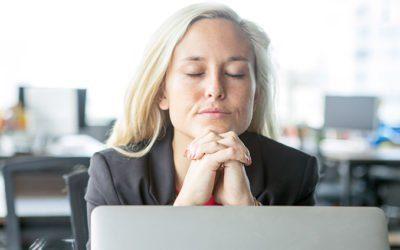energias negativas no trabalho