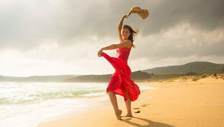 Dançando a vida