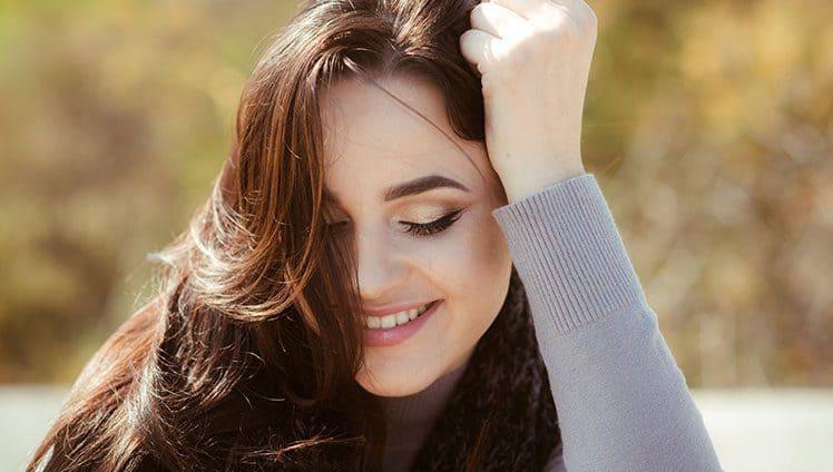 O extraordinário é sorrir