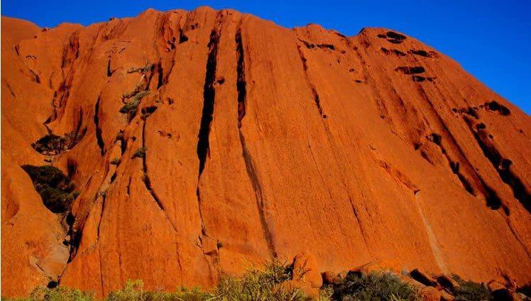 Planalto de Uluru