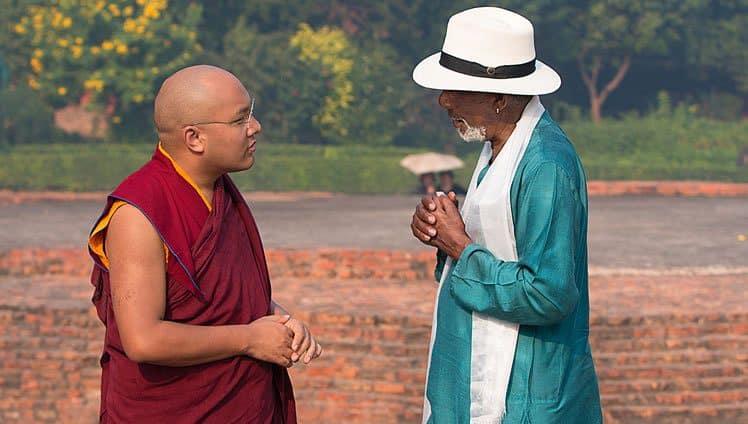 Um monge budista revelou