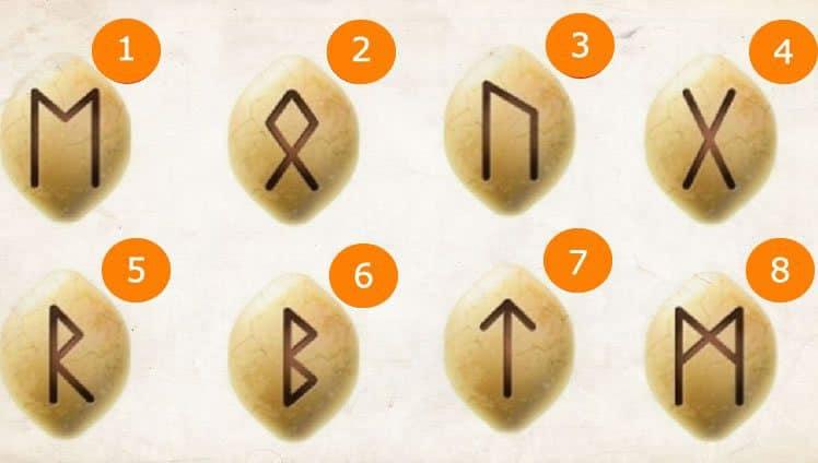 escolha uma runa