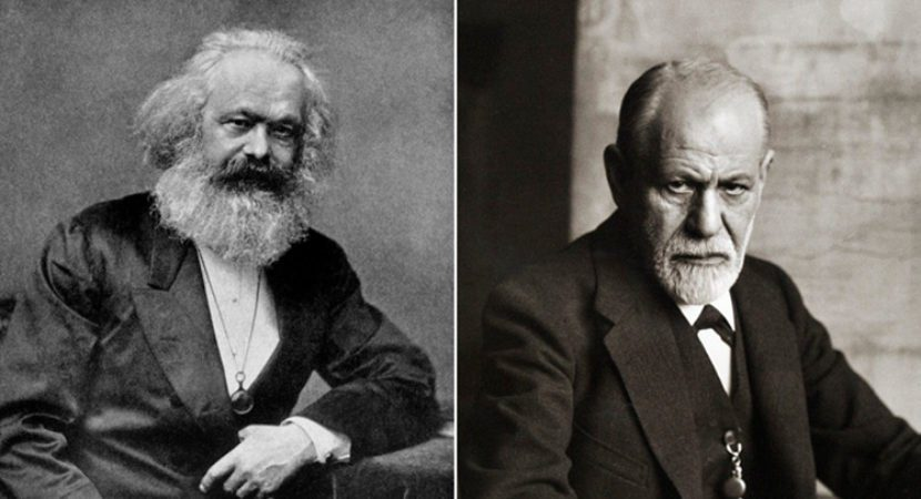 Freud, Marx and Morals