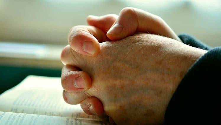 oração para afastar energias ruins