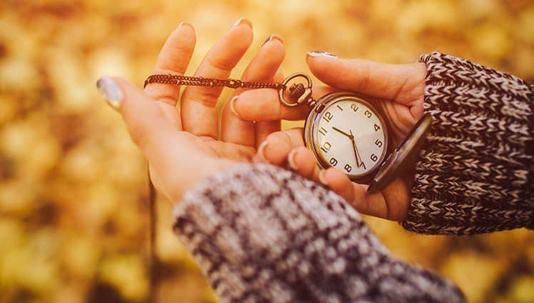 Quem teme o tempo