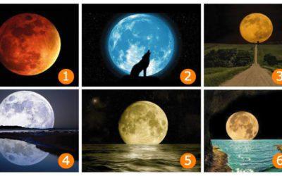 Teste da lua