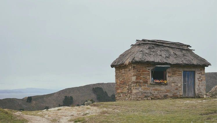 A casa pequena