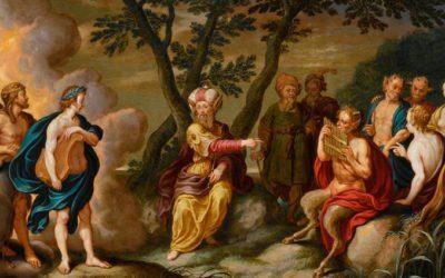 O que Mitos, Midas e Moiras