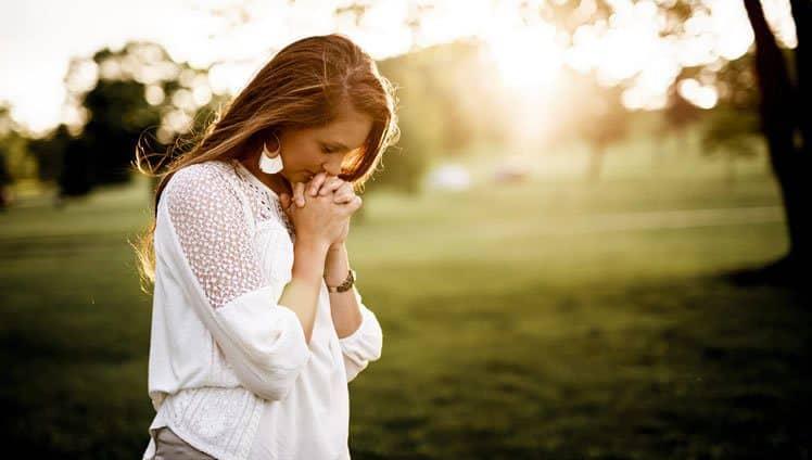 oração do amor-próprio