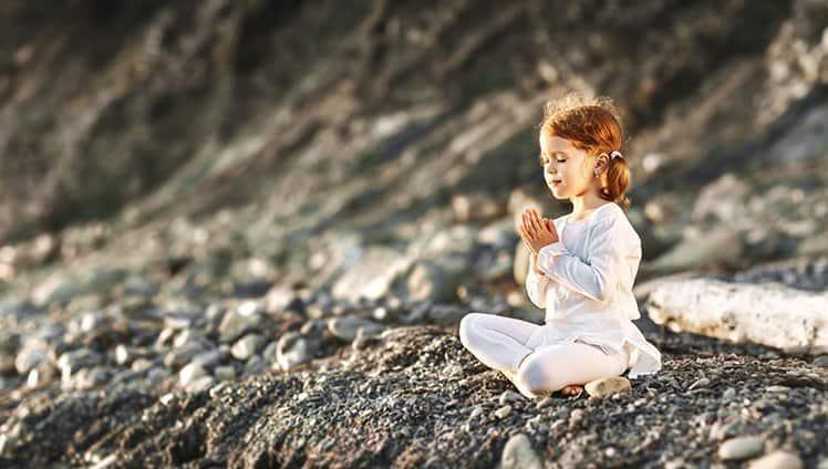 A diferença entre orar