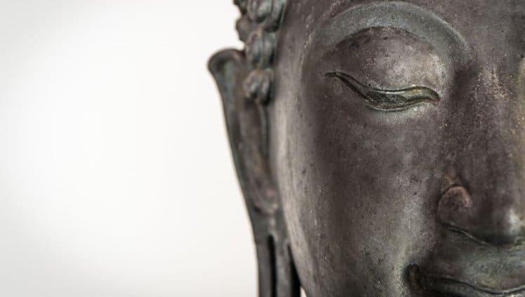 a parábola budista