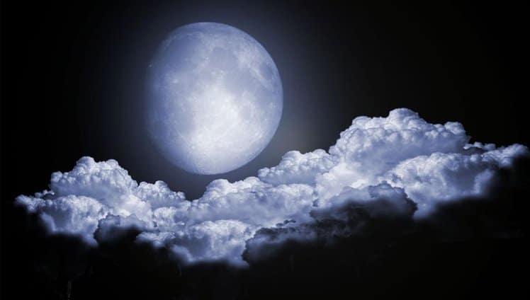 Lua Cheia em 26 de agosto