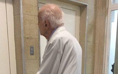 Médico aposentado de 91