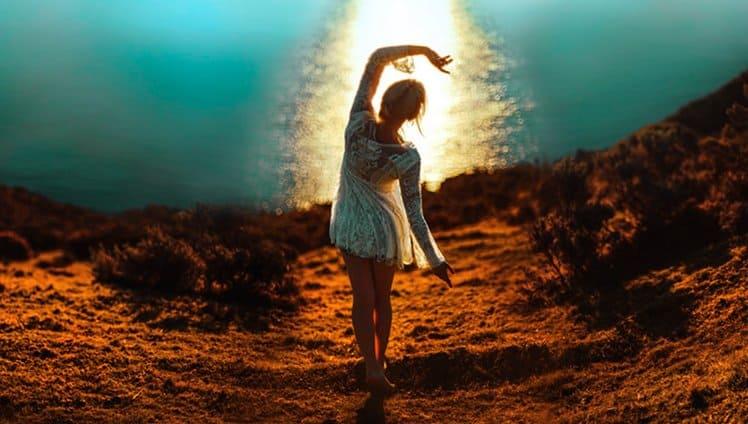 A vida é uma dança