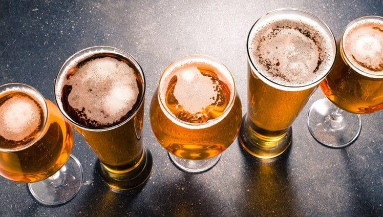 Beber cerveja é mais eficaz