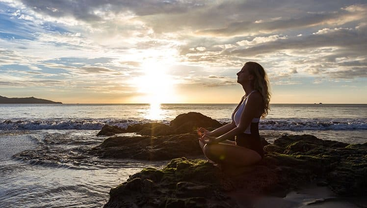 Meditação: faxina emocional