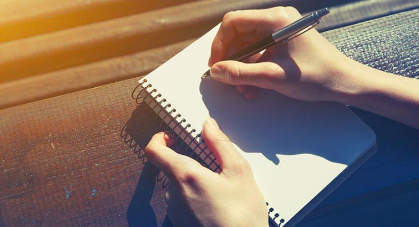 Observe sua letra e avalie